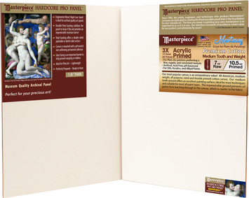 7x11 Monterey™ Masterpiece® Hardcore Pro Canvas Panel™ picture