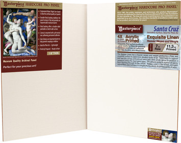 10x12 Santa Cruz™ Masterpiece® Hardcore Pro Canvas Panel™ picture