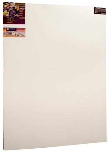 """2 Units - 36x54 3D™ PRO 2.5"""" Carmel™ Portrait Smooth Cotton picture"""