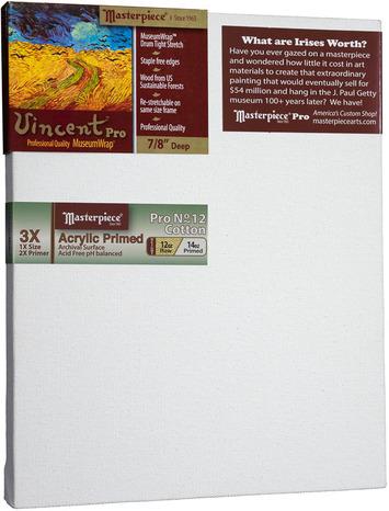 """7x10 Vincent™ PRO 7/8"""" Sausalito™ 12oz Heavy Pro Cotton picture"""