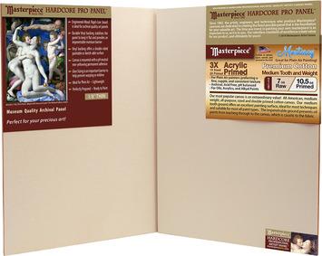 5x7 Monterey™ Masterpiece® Hardcore Pro Canvas Panel™ picture