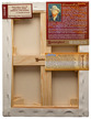 """18x24 Vincent™ PRO 7/8"""" Monterey™ 7oz Acrylic Primed Cotton additional picture 1"""