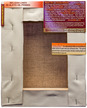 """3 Units - 12x12 Monet™ PRO 1.5"""" Malibu™ Alkyd Oil Primed Linen additional picture 1"""