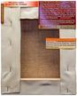 "4x9 Monet™ PRO 1.5"" Malibu™ Alkyd Oil Primed Linen additional picture 1"