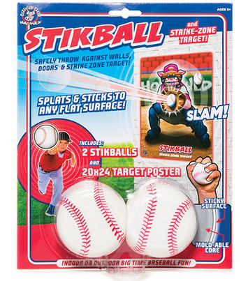 Stikball with Strike Zone Target picture