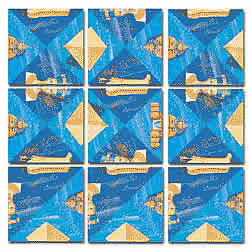 Ancient Egypt Scramble Squares® picture