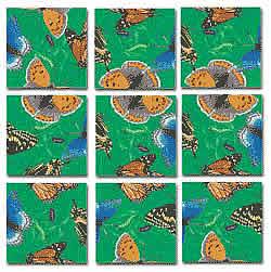 Butterflies Scramble Squares® picture