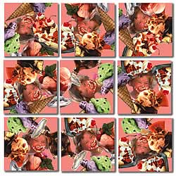 Ice Cream, You Scream Scramble Squares® picture