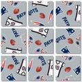 New England Patriots, NFL Scramble Squares®