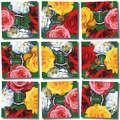 Roses Scramble Squares®