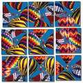 Hot Air Balloons Scramble Squares®