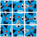 Carolina Panthers, NFL Scramble Squares®