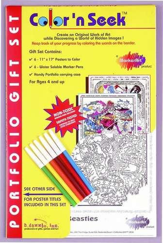 Color 'n Seek®, Portfolio Gift Set #2 picture