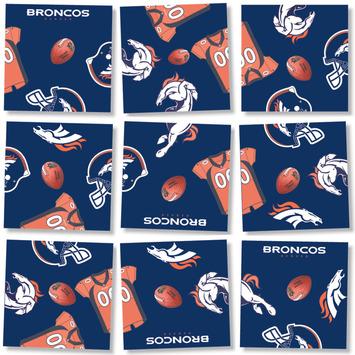 Denver Broncos, NFL Scramble Squares® picture
