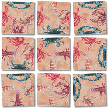 Crustaceans Scramble Squares® picture