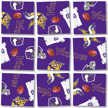 Minnesota Vikings, NFL Scramble Squares® picture