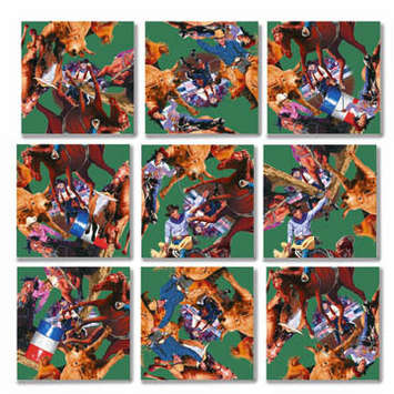 Rodeo Scramble Squares® picture