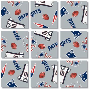 New England Patriots, NFL Scramble Squares® picture