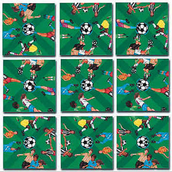 Soccer Scramble Squares® picture
