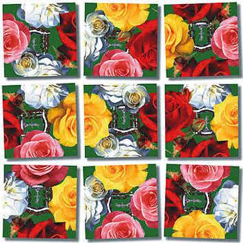 Roses Scramble Squares® picture
