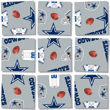 Dallas Cowboys, NFL Scramble Squares® picture