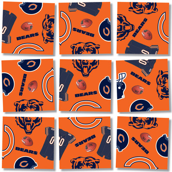 Chicago Bears, NFL Scramble Squares® picture