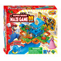 Super Mario Maze Game