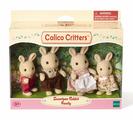 Sweet Pea Rabbit Family