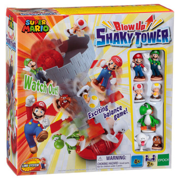 Super Mario Blow Up! Shaky Tower picture