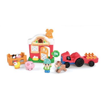 Lights 'n Sounds Farm Playset picture