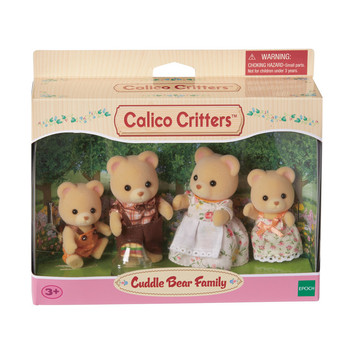 Cuddle Bear Family picture