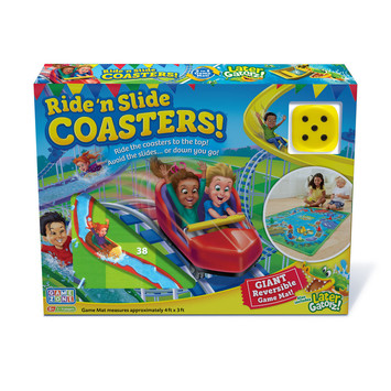 Ride 'n Slide Coasters picture