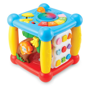 Lights N Sounds Activity Cube picture