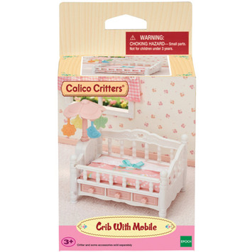 Crib With Mobile picture