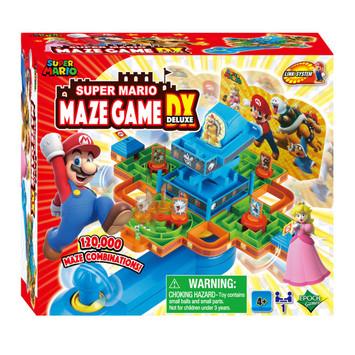 Super Mario Maze Game picture