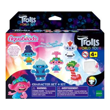 Trolls World Tour Character Set picture