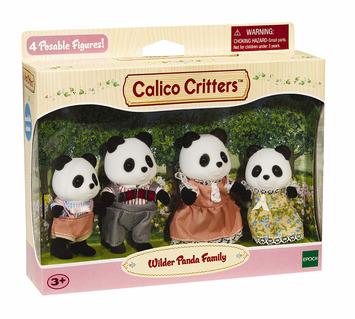 Wilder Panda Family picture
