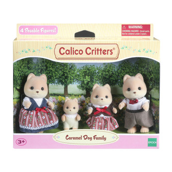 Caramel Dog Family picture