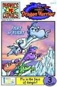 Phonics Comics™: Level 2: Hiro: Dragon Warrior: Fight or Flight