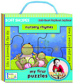 Soft Shapes My First Puzzles: Nursery Rhymes