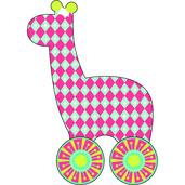 Now I'm Growing! Little Rollers Little Giraffe