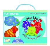 Soft Shapes Play to Learn Games: Dog Tag