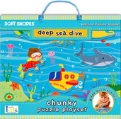 Soft Shapes Chunky Puzzle Playsets: Deep Sea Dive