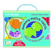 Soft Shapes Play to Learn Games: Memory Match Catch