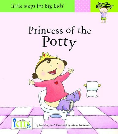 Now I'm Growing!™ Princess of the Potty picture