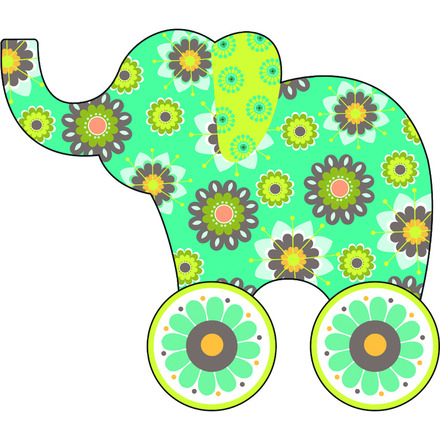 Now I'm Growing! Little Rollers: Little Elephant picture