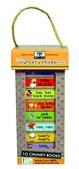green start book tower: little nursery rhymes