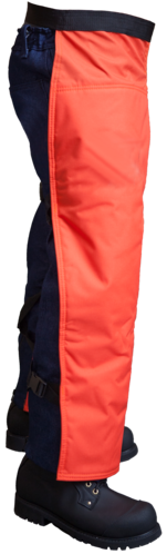 Professional Chain Saw Protective Apron Chaps picture