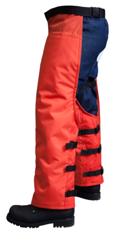 Professional Chain Saw Protective Wrap Chaps picture