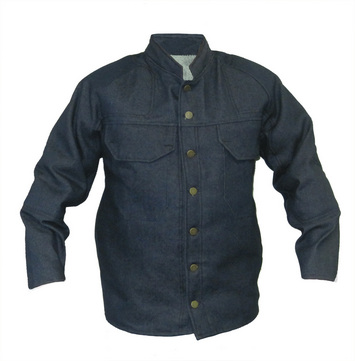 Chain Saw Protective Denim Jacket picture
